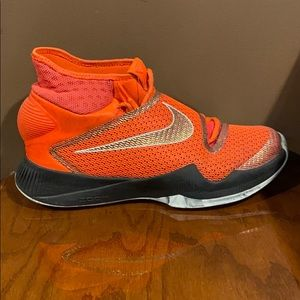 One pair of Nike HyperRev basketball shoes